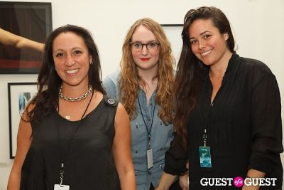 laura hyatt in Photo L.A. 2014 Opening Night Gala Benefiting Inner-City Arts