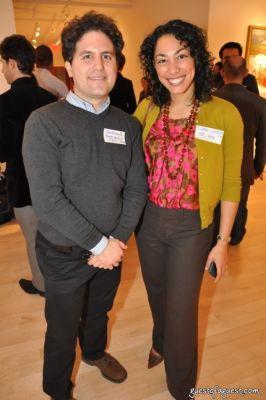 shana schneider in A Holiday Soirée for Yale Creatives & Innovators