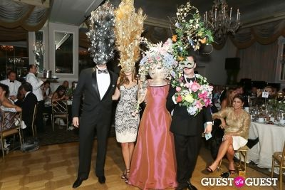 shane spinell in Save Venice Enchanted Garden Ball