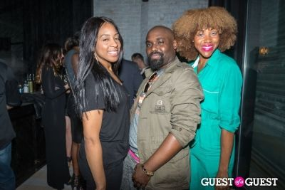 enovia bedford in Prabal Gurung's Runway Show After Party