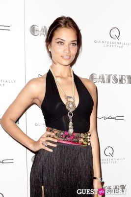 shanina shaik in A Private Screening of THE GREAT GATSBY hosted by Quintessentially Lifestyle