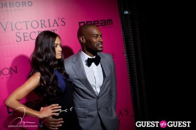tyson beckford in Victoria's Secret 2011 Fashion Show After Party