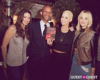 victor matthews in RWS LA Book Party Celebrating