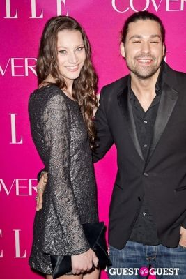 david garrett in ELLE Women In Music Issue Celebration