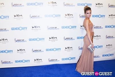 shantel vansanten in Generosity Water Presents
