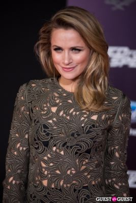 shantel vansanten in U.S. Premiere Of Dreamworks Pictures