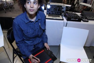 shantell martin in The Blackwing Experience