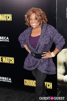shari sheppard in Grudge Match World Premiere