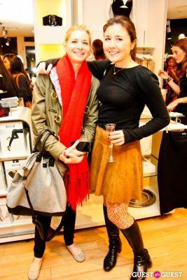meg cross in Wolford's Shapewear is as Fabulous as Their Legwear Event