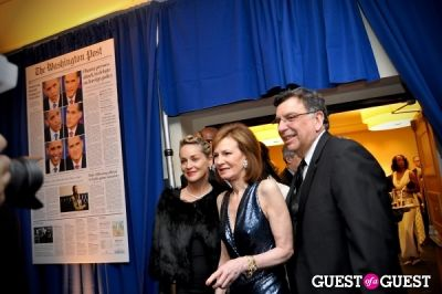 sharon stone in Washington Post WHCD Reception 2013