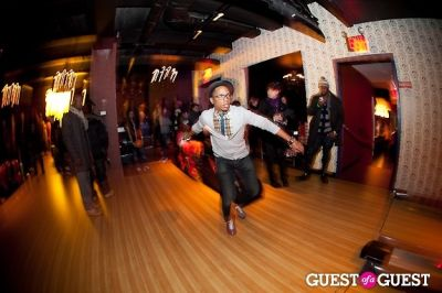 shaun harrison in Miz Mooz 2011 Fashion Show by Workhouse at Bowlmor Times Square