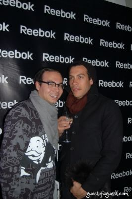 shaun lewis in Reebok Flash Opening
