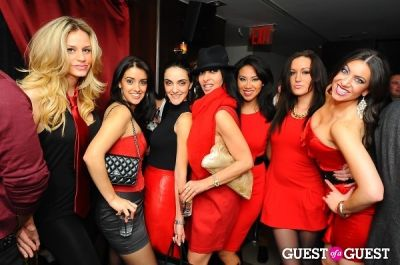 shauna racioppi in Attica's Little Red Dress Event