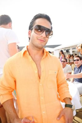 shawn sadri in Day and Night Beach Club Saturday Brunch Party 6 June 09