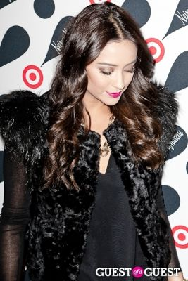 shay mitchell in Target and Neiman Marcus Celebrate Their Holiday Collection