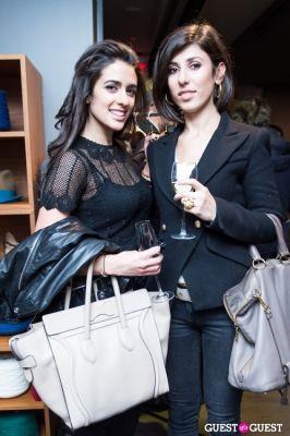 shayda ganji in #BeBenetton A/W 2013 Collection
