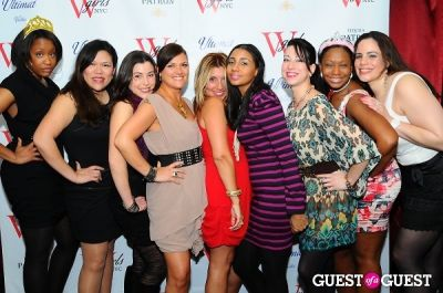 cindy roe in The WGirlsNYC 3rd Annual Ties & Tiaras Event