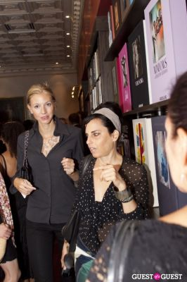 shelley lewis in Fashion 4 Development And Assouline Host Fashion's Night Out 2012
