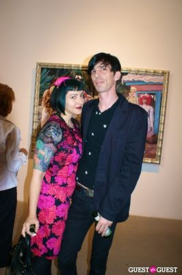 shelley venemann in Corey Helford Gallery presents Natalia Fabia