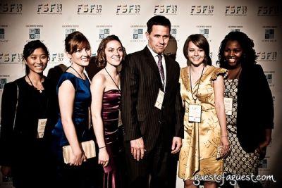 whitney medlin in YMA Fashion Schlorship Fund Awards Dinner