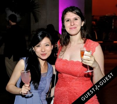 shelley zhu in Metropolitan Museum of Art Young Members Party 2015 event