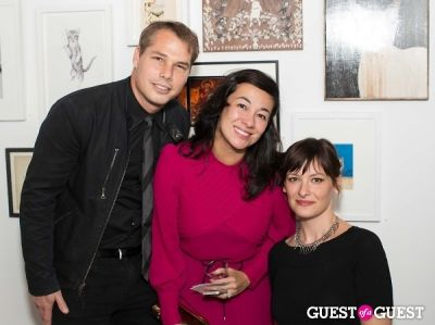 amanda fairey in Cat Art Show Los Angeles Opening Night Party at 101/Exhibit