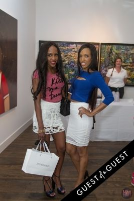 sherece bennett in Gallery Valentine, Mas Creative And Beach Magazine Present The Art Southampton Preview