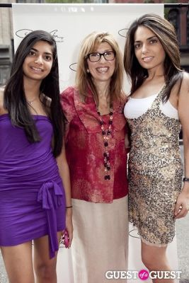 sherina mahtani in Trunk Show At Patty Tobin