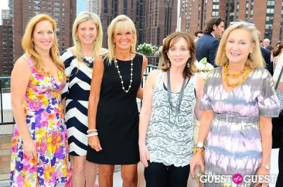 sherri abruzzese in Greystone Development 180th East 93rd Street Host The Party For The American Cancer Society
