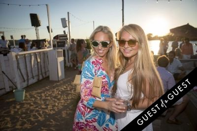 sherry alexander in The League Party at Surf Lodge Montauk
