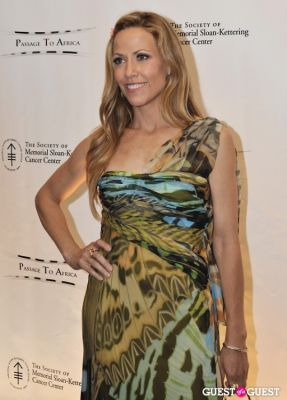 sheryl crow in The Society of Memorial-Sloan Kettering Cancer Center 4th Annual Spring Ball