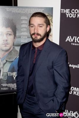 shia labeouf in Avion Espresso Presents The Premiere of The Company You Keep