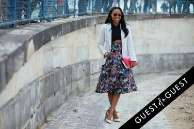 shiona turini in Paris Fashion Week Pt 4