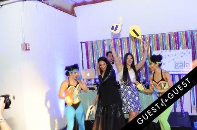 athena liu in 2014 Chashama Gala