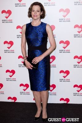 sigourney weaver in God's Love We Deliver 2013 Golden Heart Awards