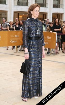 sigourney weaver in American Ballet Theatre's Opening Night Gala