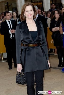 sigourney weaver in American Ballet Theatre's Spring Gala