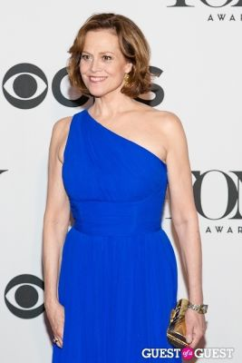 sigourney weaver in Tony Awards 2013