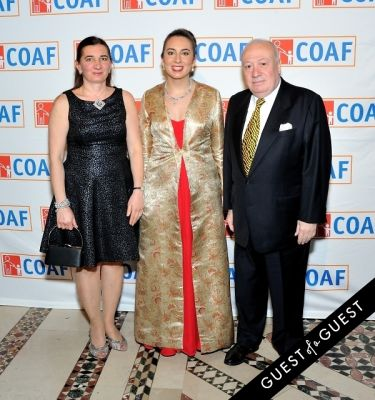 silva baghdadlian in COAF 12th Annual Holiday Gala