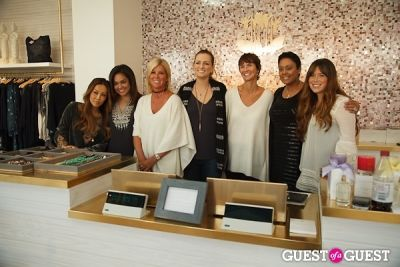 silvia joo in Calypso St. Barth's October Malibu Boutique Celebration
