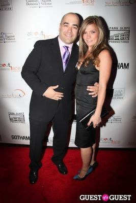 simon hanft in 10th Annual About Face Benefit for Domestic Violence Survivors