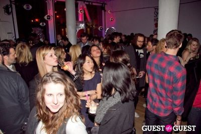 simon huck in Charlotte Ronson Fall 2011 Afterparty