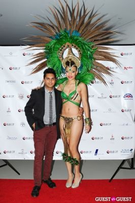 simon khan in The ELEQT Grand Launch Party