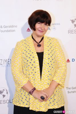 simona miculescu in Resolve 2013 - The Resolution Project's Annual Gala
