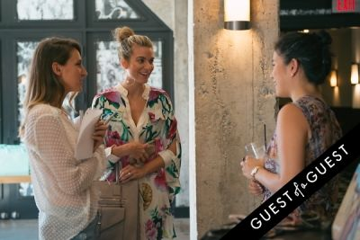 rachel mccord in DNA Renewal Skincare Endless Summer Beauty Brunch at Ace Hotel DTLA