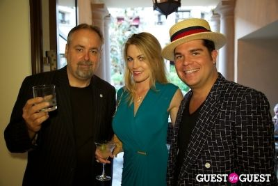 sir michael-carlin in Tallarico Vodka hosts Scarpetta Happy Hour at The Montage Beverly Hills