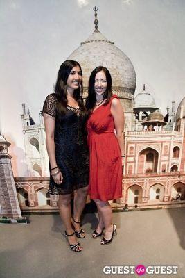 siresha chaluvadi in Sheena Trivedi NYFW Launch Party