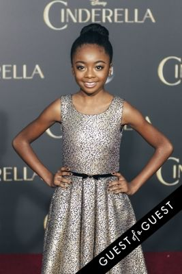 skai jackson in Premiere of Disney's