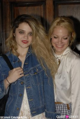 sky ferreira in Tara Subkoff Collection and Short Film Party