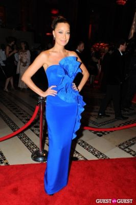sky nellor in New Yorkers for Children Eleventh Annual Fall Gala